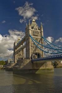 ロンドン, タワー橋
