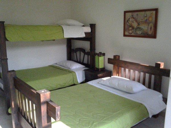 Hostel Santander Aleman Terrace Vista