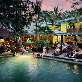 ホステル - Calypso Inn Backpackers Resort Cairns