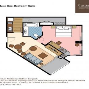 ホステル - Chatrium Residence Bangkok Sathon