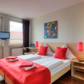 ホステル - MEININGER Hotel Munich  City Center
