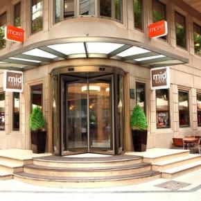 ホステル - Midtown Hotel
