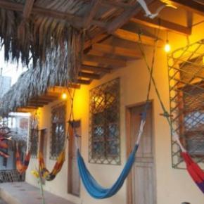 ホステル - Manglaralto Sunset Hostel
