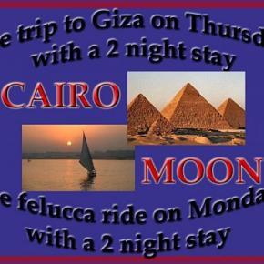 ホステル - Cairo Moon Hotel