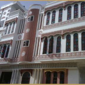 ホステル - Rajputana Haveli