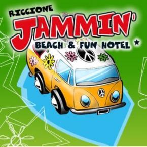 ホステル - Jammin' Riccione Beach & Fun Hotel