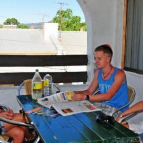 ホステル - Adelaide Travellers Inn Backpackers Hostel