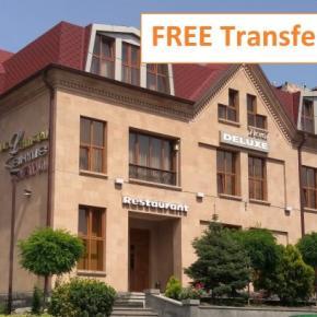 ホステル - Yerevan Deluxe Hotel