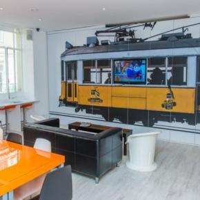 ホステル - Golden Tram 242 LISBON Hostel