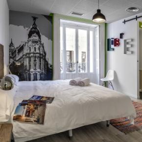 ホステル - Safestay Madrid