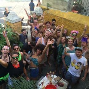 ホステル - Samba Green Hostel