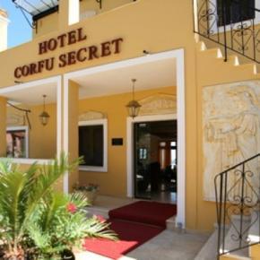 ホステル - Corfu Secret Hotel