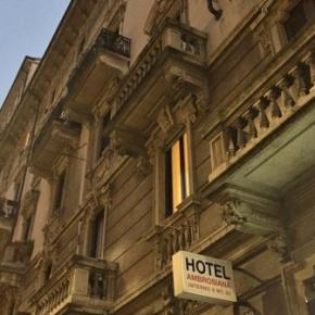 ホステル - Hotel Ambrosiana