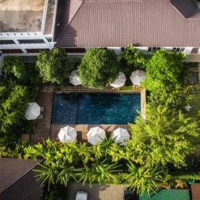 ホステル - La Residence Blanc Angkor