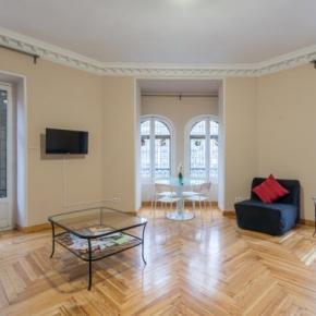 ホステル - Rooms Arguelles 58. Alojamiento en Madrid, España