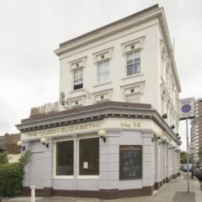 ホステル - Queen Elizabeth Pub & Hostel Chelsea