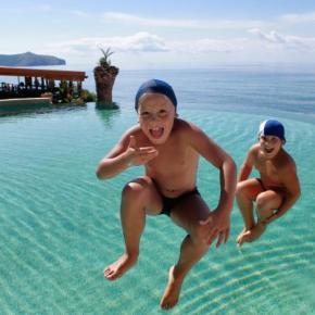 ホステル - Resort Baia del Silenzio