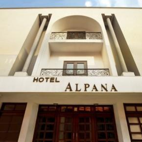 ホステル - Alpana Hotel