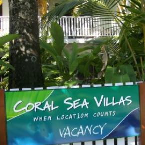ホステル - Coral Sea Villas