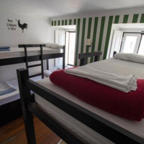 ホステル - Oasis Backpackers Hostel Lisbon