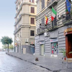 ホステル - Garibaldi Hotel
