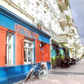 ホステル - Lette'm Sleep Hostel Berlin
