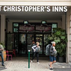 ホステル - St Christopher's Inn Gare du Nord