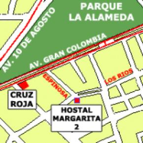 ホステル - Hostal Margarita 2