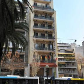 ホステル - Hotel Pergamos