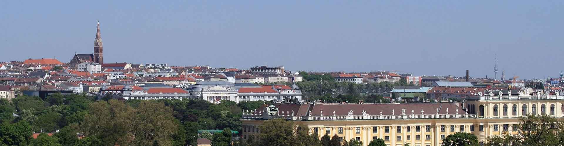 ウィーン – Rudolfsheim-Fuenfhaus地区のユースホステル. 地図 ウィーン, すべてのユースホステルの写真とレビュー ウィーン.