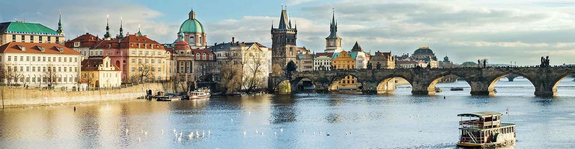 プラハ – Prague 1地区のホテル. 地図 プラハ, すべてのホテルの写真とレビュー プラハ.