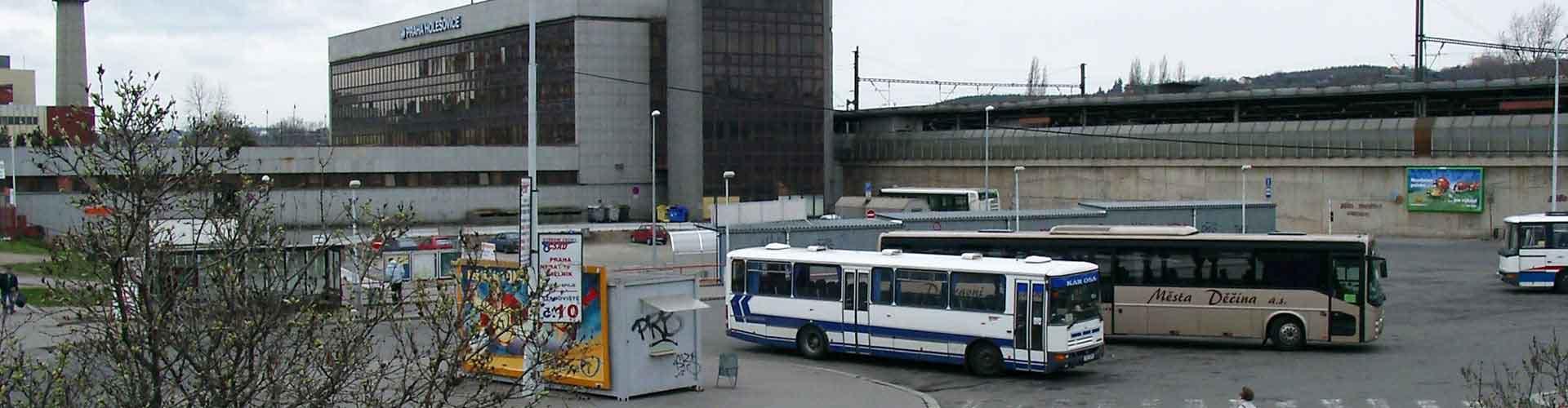 プラハ – プラハ·ホレショビヴィツェ駅の近くにあるホステル. 地図 プラハ, すべてのホステルの写真とレビュー プラハ.