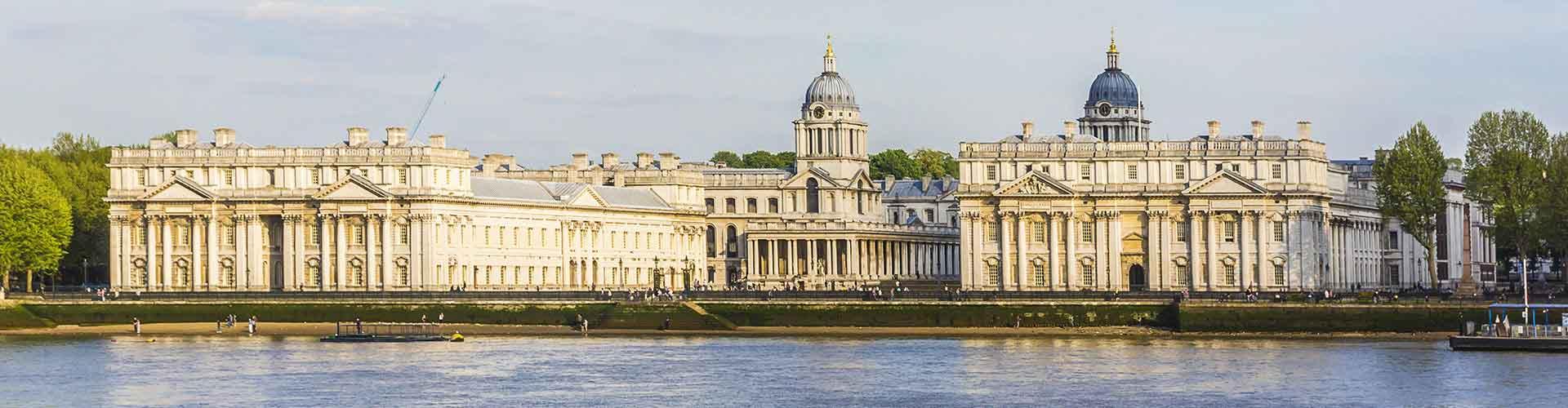 ロンドン – Borough of Greenwich地区のユースホステル. 地図 ロンドン, すべてのユースホステルの写真とレビュー ロンドン.