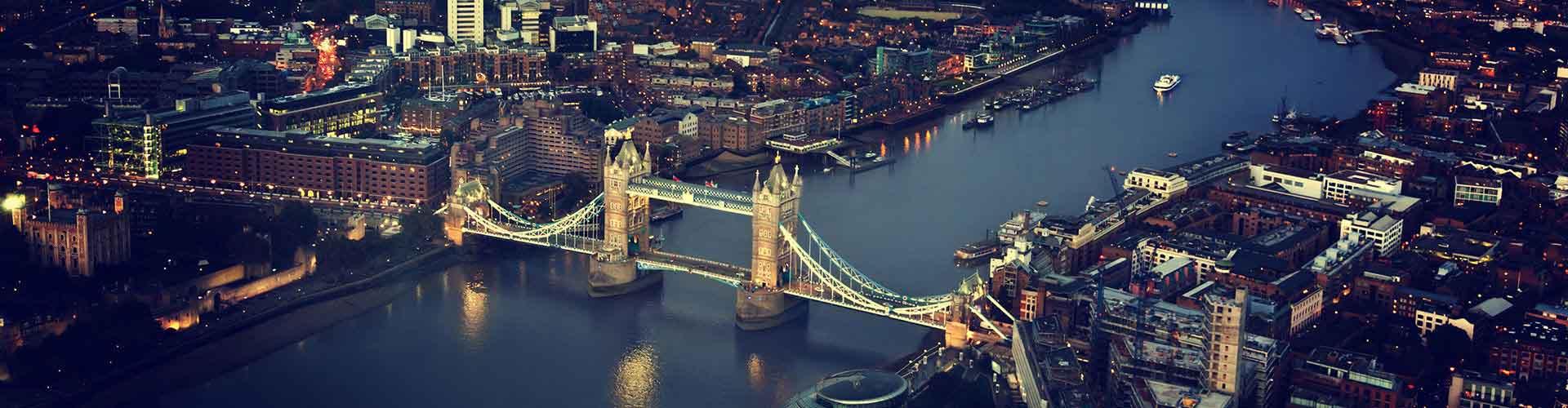 ロンドン – Borough of Southwark地区のユースホステル. 地図 ロンドン, すべてのユースホステルの写真とレビュー ロンドン.