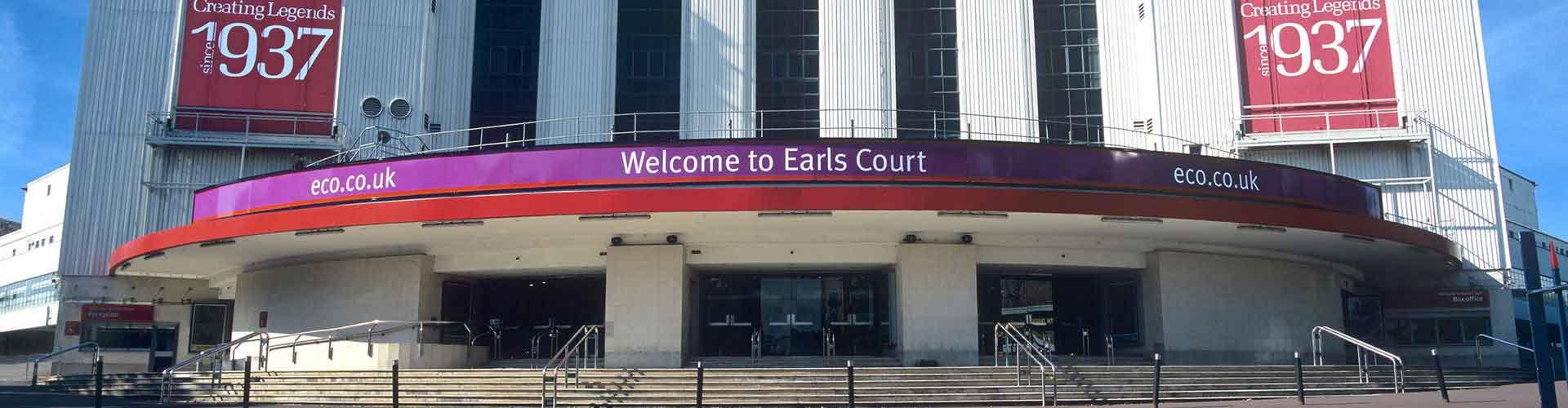 ロンドン – Earls Court地区のユースホステル. 地図 ロンドン, すべてのユースホステルの写真とレビュー ロンドン.