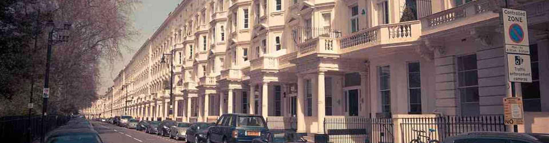 ロンドン – Pimlico地区のユースホステル. 地図 ロンドン, すべてのユースホステルの写真とレビュー ロンドン.
