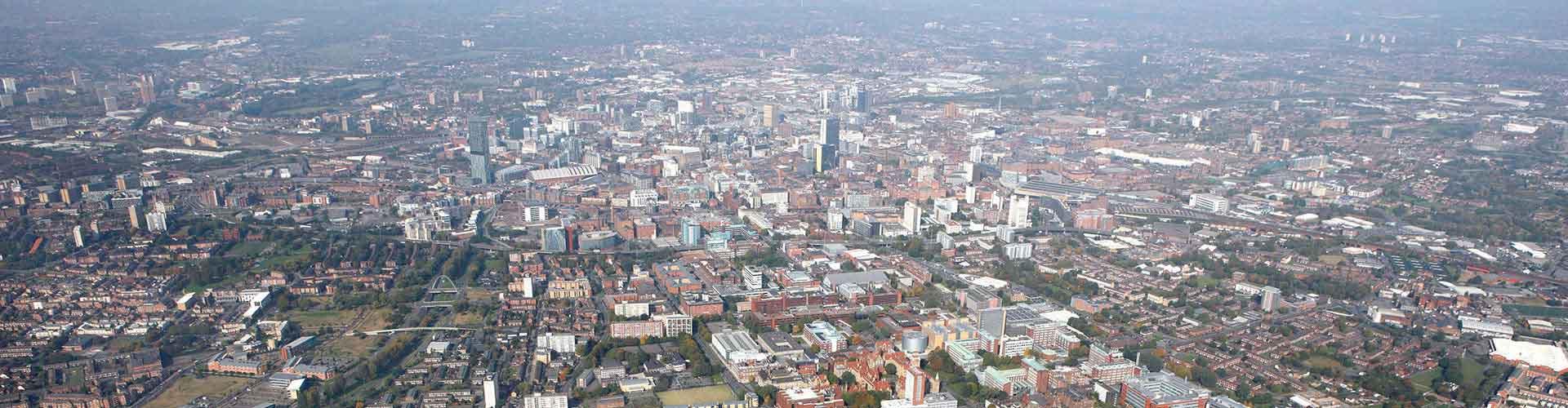 マンチェスター – North Manchester地区のユースホステル. 地図 マンチェスター, すべてのユースホステルの写真とレビュー マンチェスター.