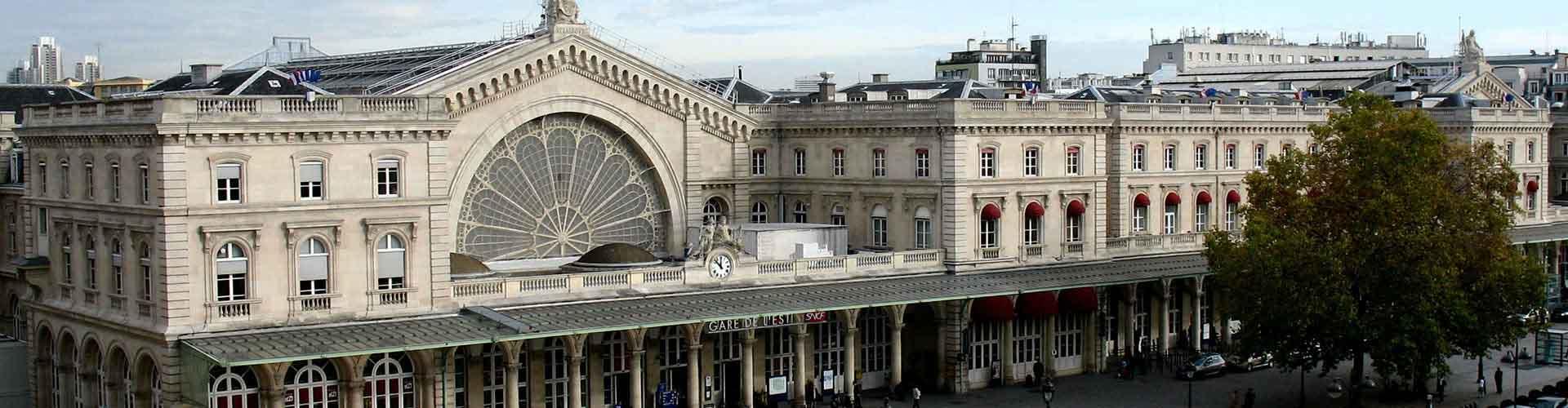 パリ – Gare de l'Est railway stationの近くにあるホステル. 地図 パリ, すべてのホステルの写真とレビュー パリ.