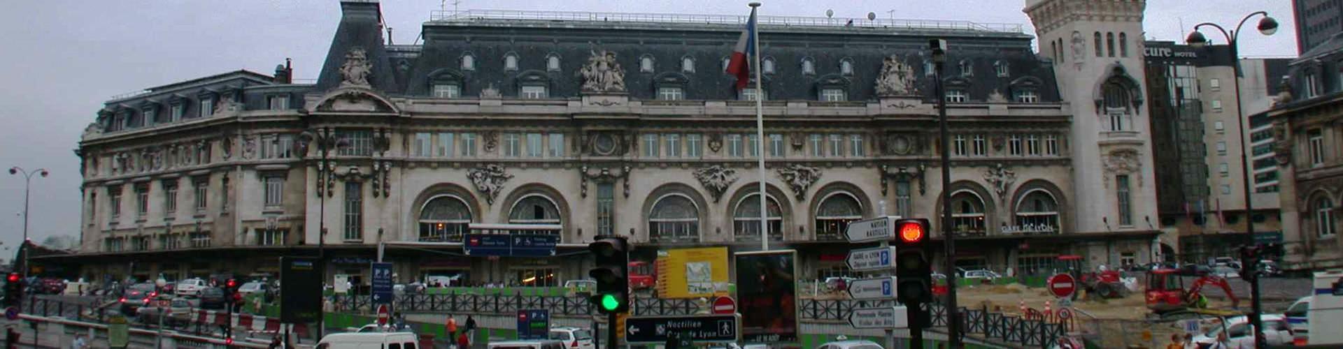 パリ – リヨン駅の近くにあるアパート. 地図 パリ, すべてのアパートの写真とレビュー パリ.