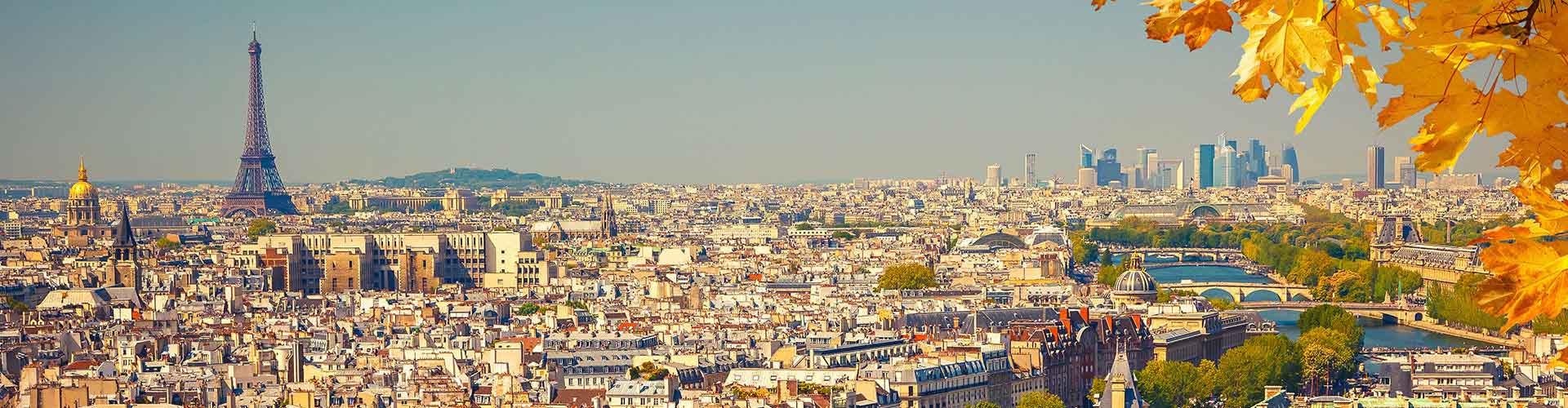 パリ – ホステル パリ. 地図 パリ, すべてのホステルの写真とレビュー パリ.