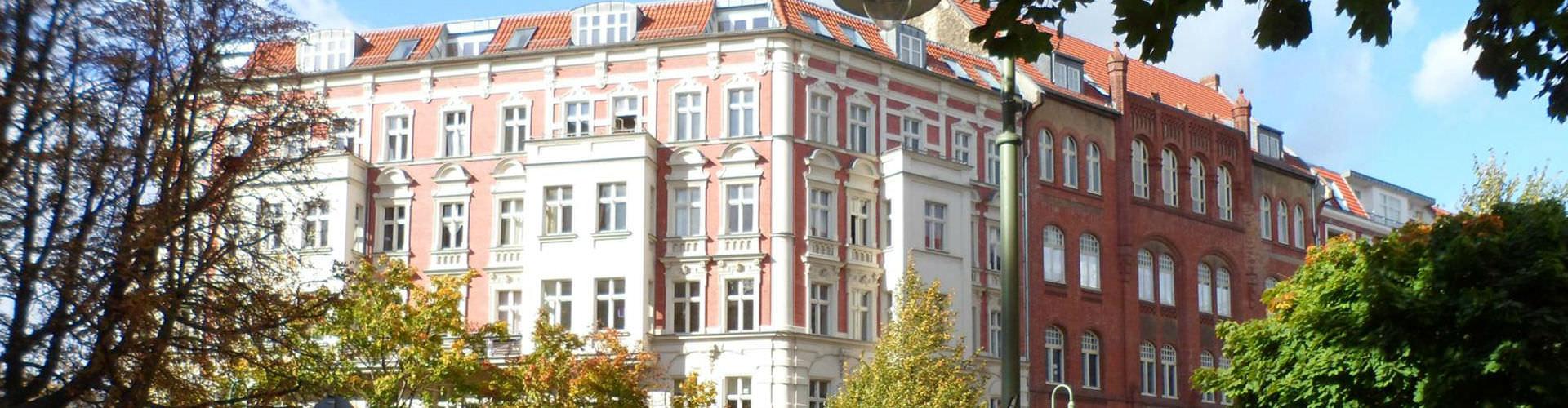 ベルリン – Prenzlauer Berg地区のユースホステル. 地図 ベルリン, すべてのユースホステルの写真とレビュー ベルリン.