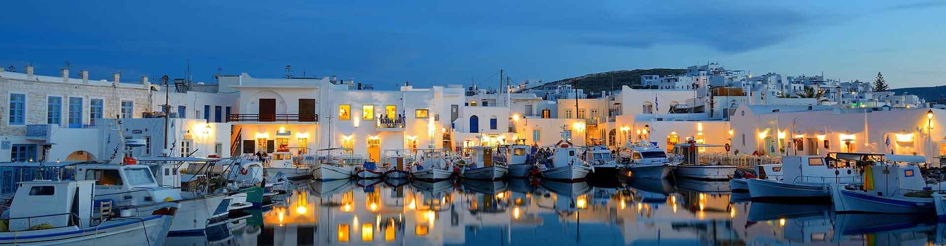 パロス島 – ホテル パロス島. 地図 パロス島, すべてのホテルの写真とレビュー パロス島.