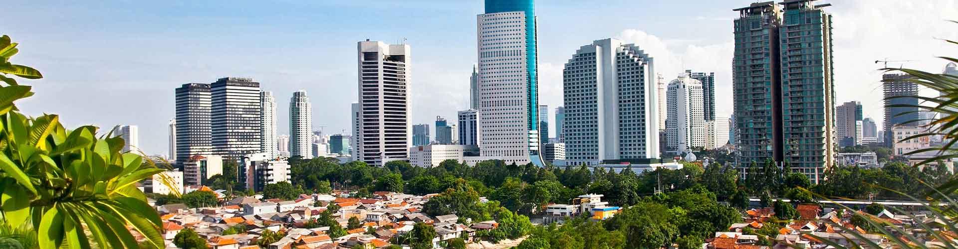 ジャカルタ – アパート ジャカルタ. 地図 ジャカルタ, すべてのアパートの写真とレビュー ジャカルタ.