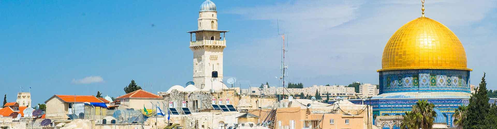 エルサレム – アパート エルサレム. 地図 エルサレム, すべてのアパートの写真とレビュー エルサレム.