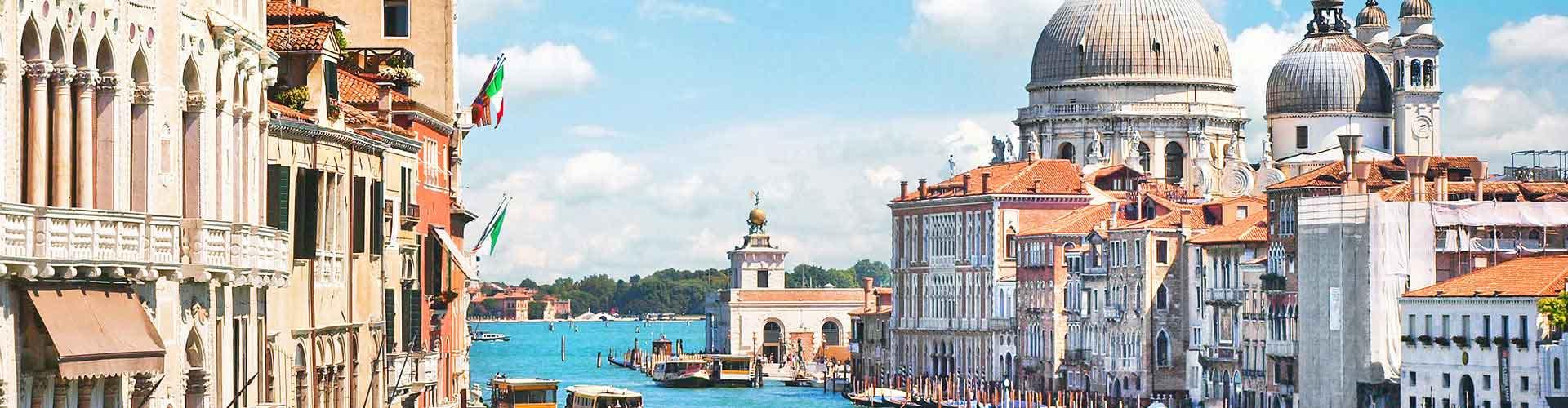 ヴェネツィア – ホステル ヴェネツィア. 地図 ヴェネツィア, すべてのホステルの写真とレビュー ヴェネツィア.