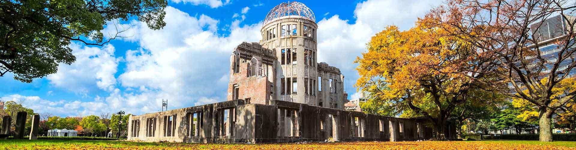 広島 – ホステル 広島. 地図 広島, すべてのホステルの写真とレビュー 広島.