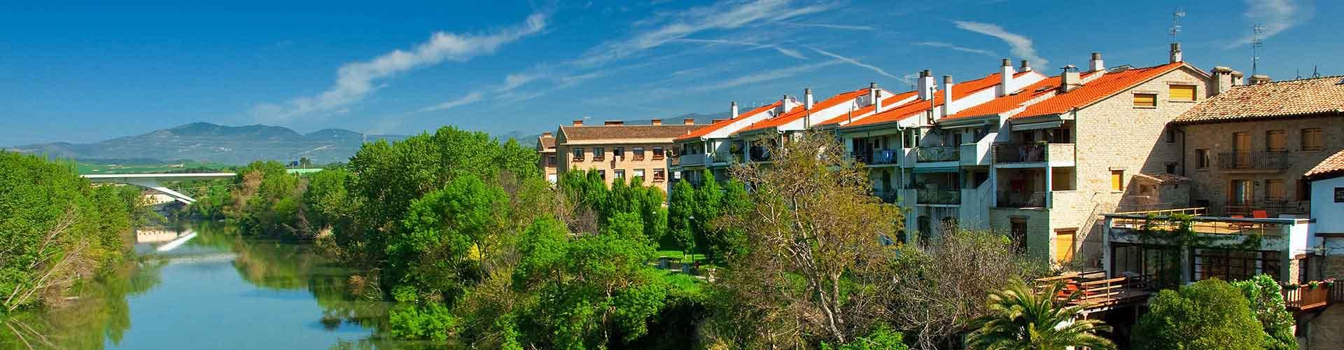 パンプロナ – ホステル パンプロナ. 地図 パンプロナ, すべてのホステルの写真とレビュー パンプロナ.