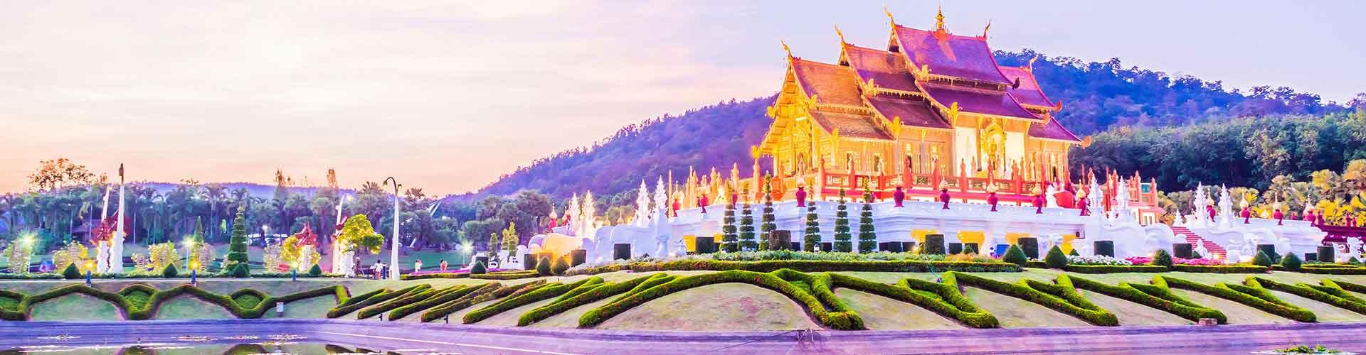 チェンマイ – ホステル チェンマイ. 地図 チェンマイ, すべてのホステルの写真とレビュー チェンマイ.