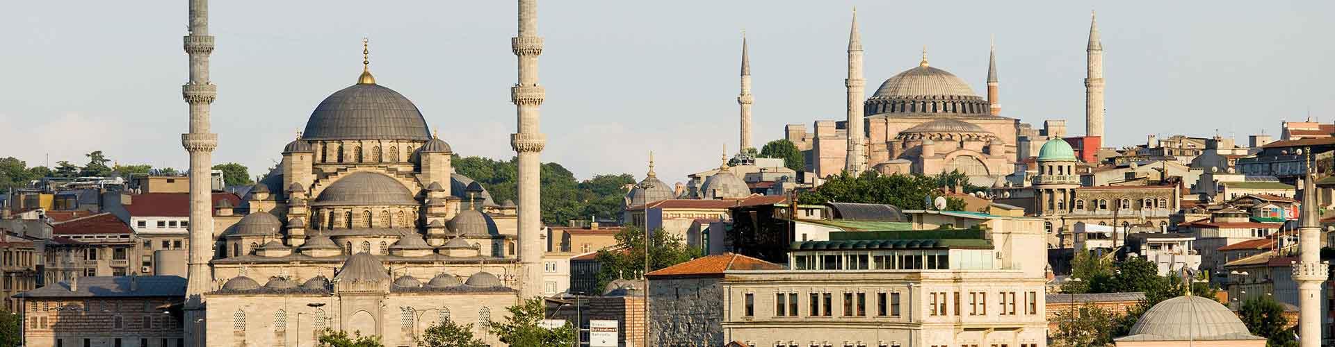 イスタンブール – ホステル イスタンブール. 地図 イスタンブール, すべてのホステルの写真とレビュー イスタンブール.