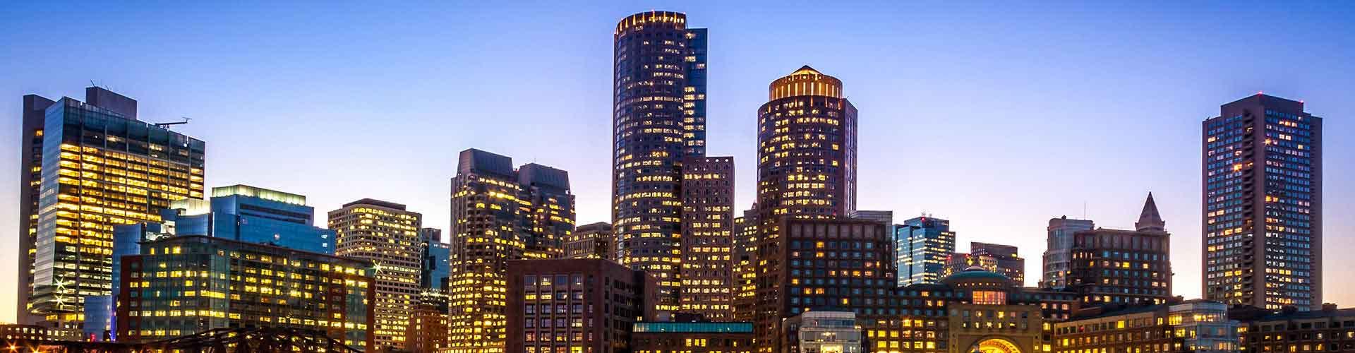 ボストン – 部屋 ボストン. 地図 ボストン, すべてのホステルの写真とレビュー ボストン.